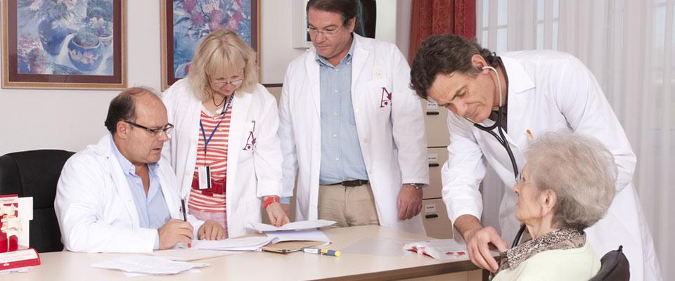 Despacho médico de EntreÁlamos
