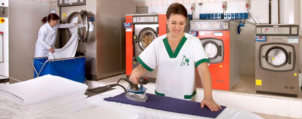 lavandería y limpieza - EntreÁlamos