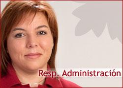 Encarnación Pérez Hernández - Resp. Administración