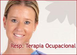 Vanesa Fernández - Resp. Terapia Ocupacional EntreÁlamos