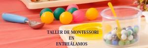 taller montessori