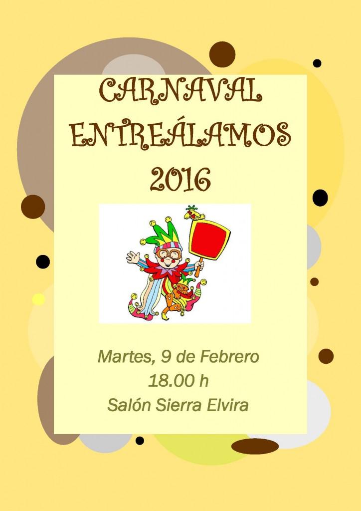 fiesta carnaval 2016