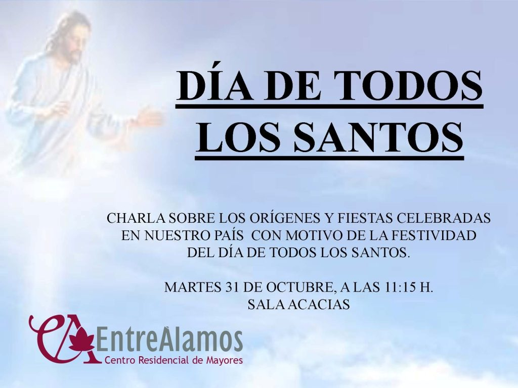 Día de todos los santos