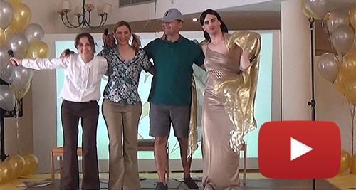 Entreálamos interpreta a Betty Misiego en eurovisión video
