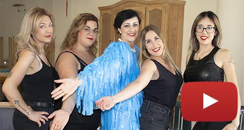 Entreálamos interpreta a Salome en eurovisión video