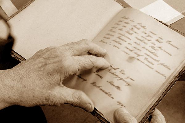 Leyendo poesía en EntreÁlamos